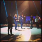 Backstage Amici