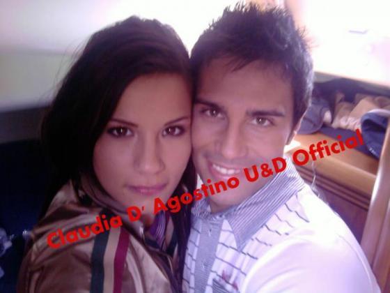 Claudia D'Agostino e Alessandro Genova