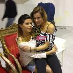 Francesca Del Taglia e Rosa Boniello