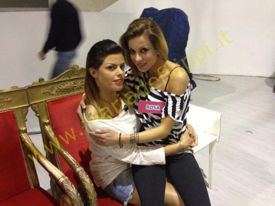 Francesca Del Taglia e Rosa