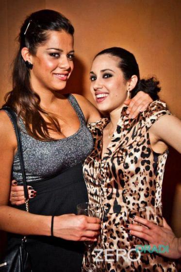 Gabriela Barrios e Guendalina Bianchetti