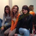 Giulia, Vanessa Mancini e Teresa Cilia
