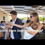 Pietro Titone, Ilaria Natali e Camilla