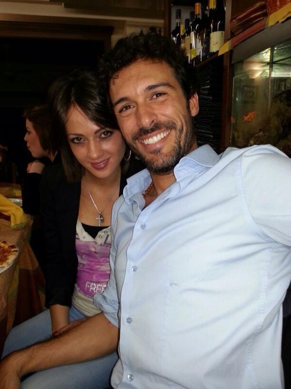 Teresa Cilia e Aron Marzetti