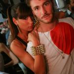 Claudia D'Agostino e Tommaso Scala