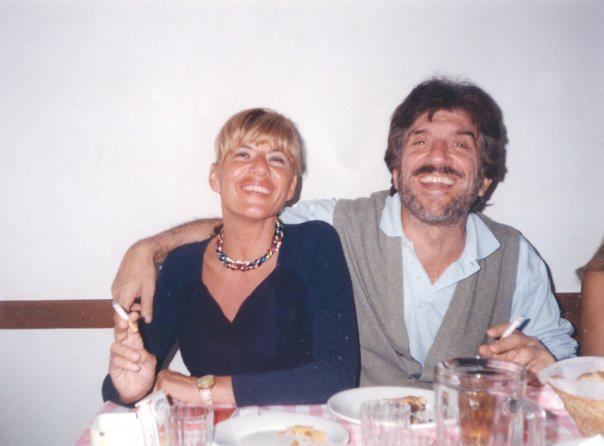 Gemma Galgani e Gigi Proietti