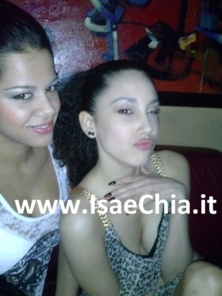 Guendalina Bianchetti e Gabriela Barrios