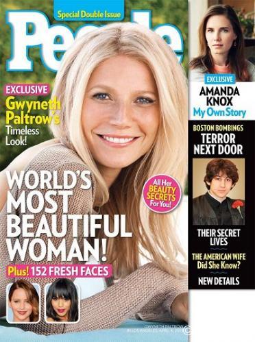 Gwyneth Paltrow la più bella del mondo