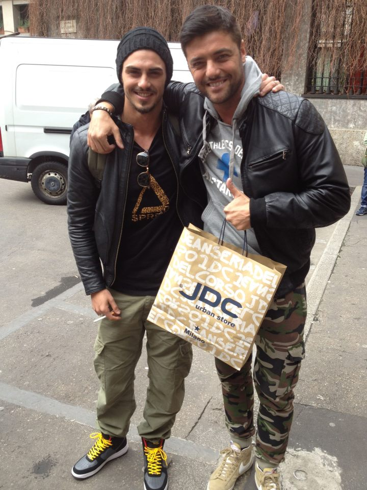 Marco Meloni e Francesco Monte