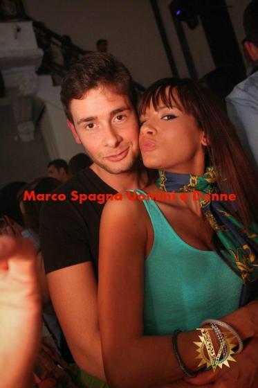 Marco Spagna e Claudia D'Agostino