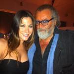 Natalia Angelini e Diego Abatantuono