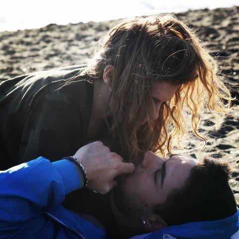 Ruben Mendes ed Angela Semerano