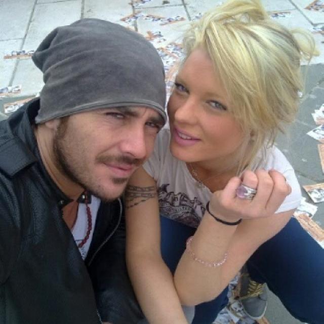 Sara Esposito e Fabrizio Conti