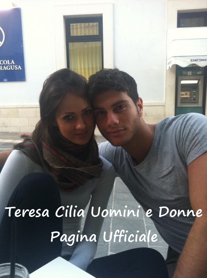 Teresa Cilia e Marco Guercio