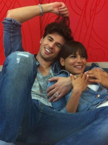 Andrea Offredi e Claudia D'Agostino!