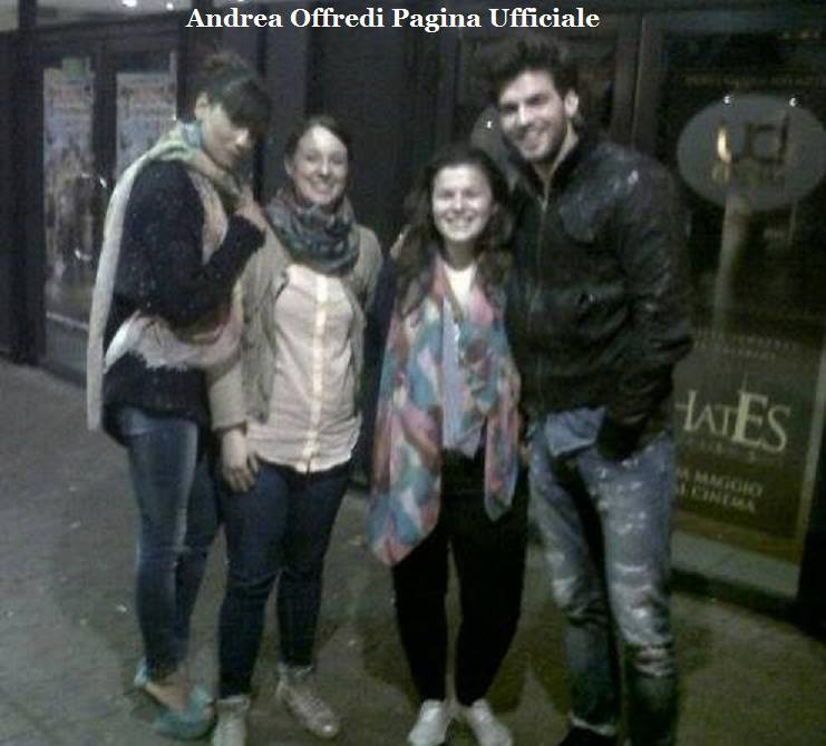 Andrea Offredi e Claudia D'Agostino