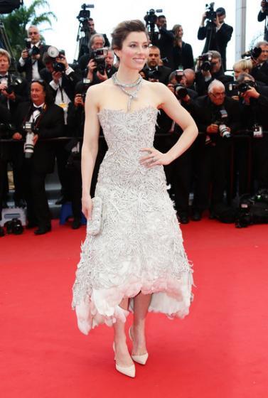 Cannes Film Festival 2013 - Jessica Biel