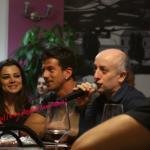 Elga Enardu e Diego Daddi