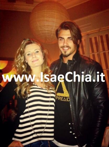 Francesco Monte e Angela Achilli