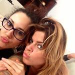 Gabriela Barrios e Francesca Del Taglia