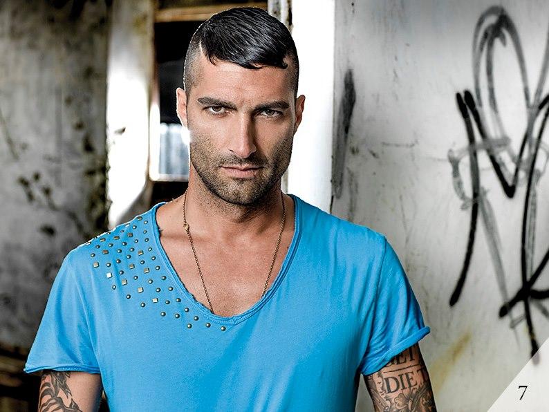 Le t-shirt ideate dai vip: anche Diego Conte e Matteo ...