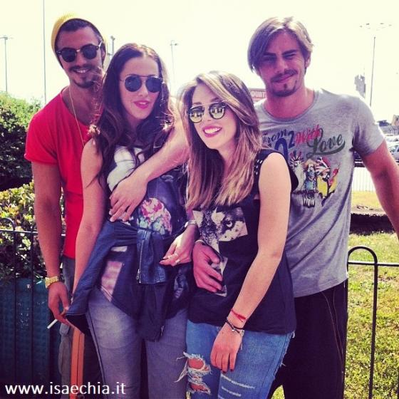 Teresanna Pugliese, Francesco Monte e Stefano Monte