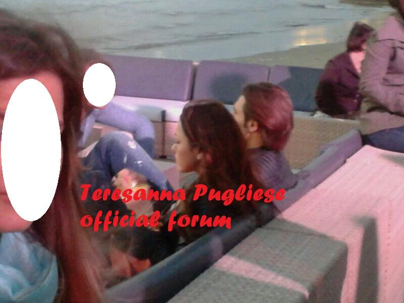 Teresanna Pugliese e Francesco Monte