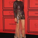 CFDA 2013 Fashion Awards- Adriana Lima