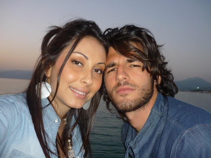 Andrea Offredi e Sara