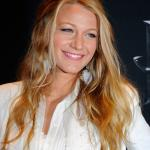 Blake Lively - Beachy Waves