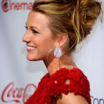 Blake Lively - The Messy Updo