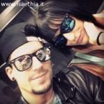 Giulia Pauselli e Jonathan Gerlo