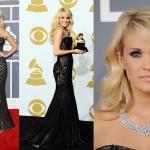 Grammy Awards 2013 - Carrie Underwood