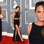 Grammy Awards 2013 - Chrissy Teigen