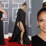Grammy Awards 2013 - Jennifer Lopez