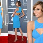 Grammy Awards 2013 - Karlie Kloss