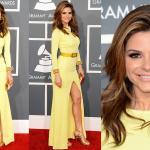 Grammy Awards 2013 - Maria Menounos