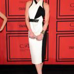 CFDA 2013 Fashion Awards- Hilary Rhoda