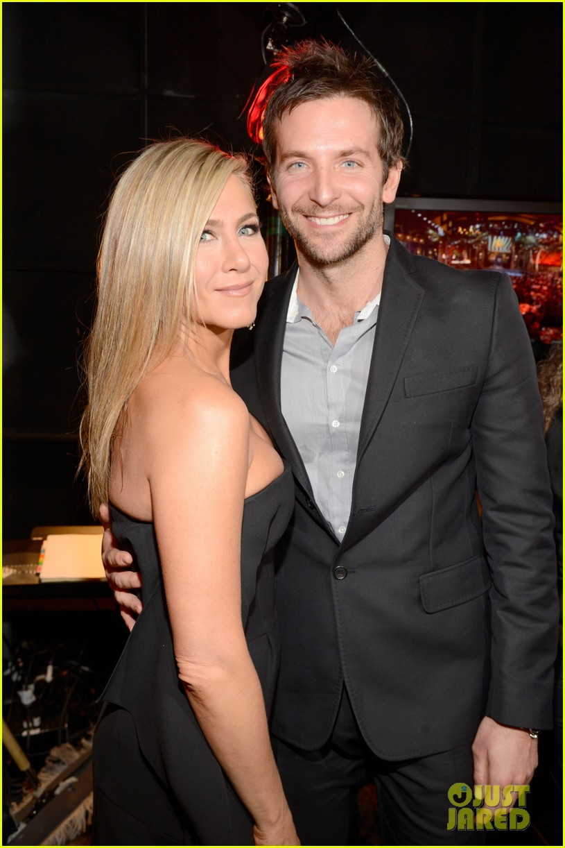 Spike Guys Choice Awards 2013 - Jennifer Aniston e Bradley Cooper