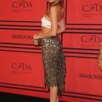 CFDA 2013 Fashion Awards- Jessica Hart