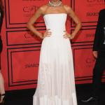 CFDA 2013 Fashion Awards- Joan Smalls