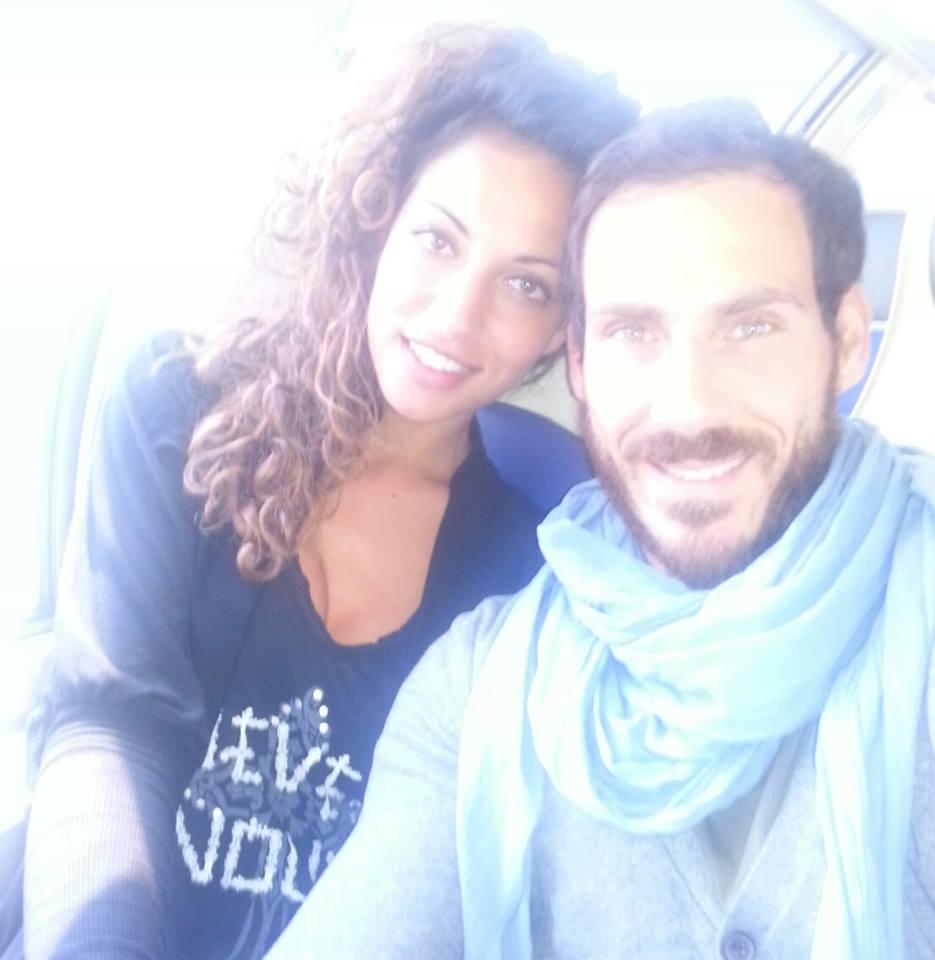 Luca Di Tolla ed Enrica Saraniti