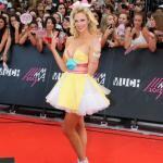 MuchMusic Video Awards 2013 - Nicole Arbour