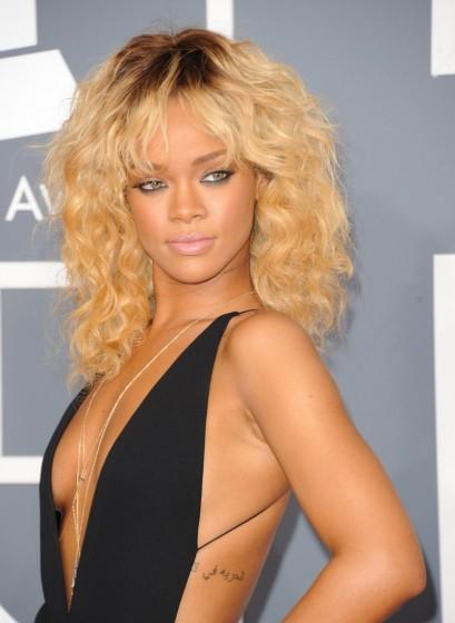 Rihanna - 2012 Grammy