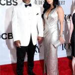Tony Awards 2013 - Mike Tyson e Lakiha Spicer