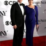 Tony Awards 2013 - Tom Hanks e Rita Wilson