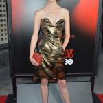 'True Blood' Season 6 Premiere - Amelia Rose Blaire