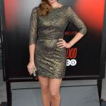 'True Blood' Season 6 Premiere - Courtney Ford