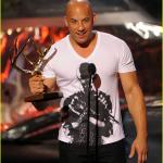 Spike Guys Choice Awards 2013 - Vin Diesel