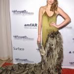 amfAR Inspiration Gala New York 2013 - Eniko Mihalik